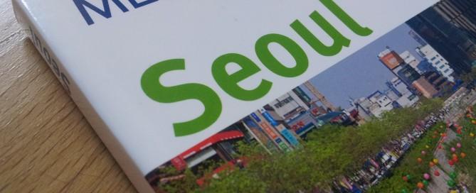 Reiseführer über Seoul