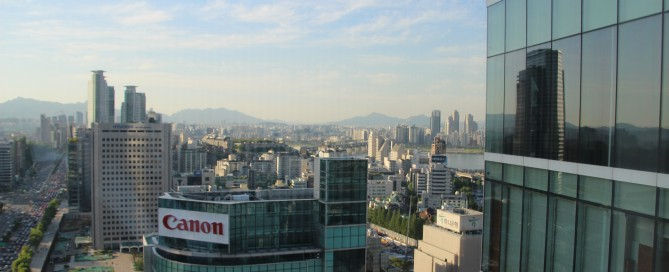 Leben in Seoul