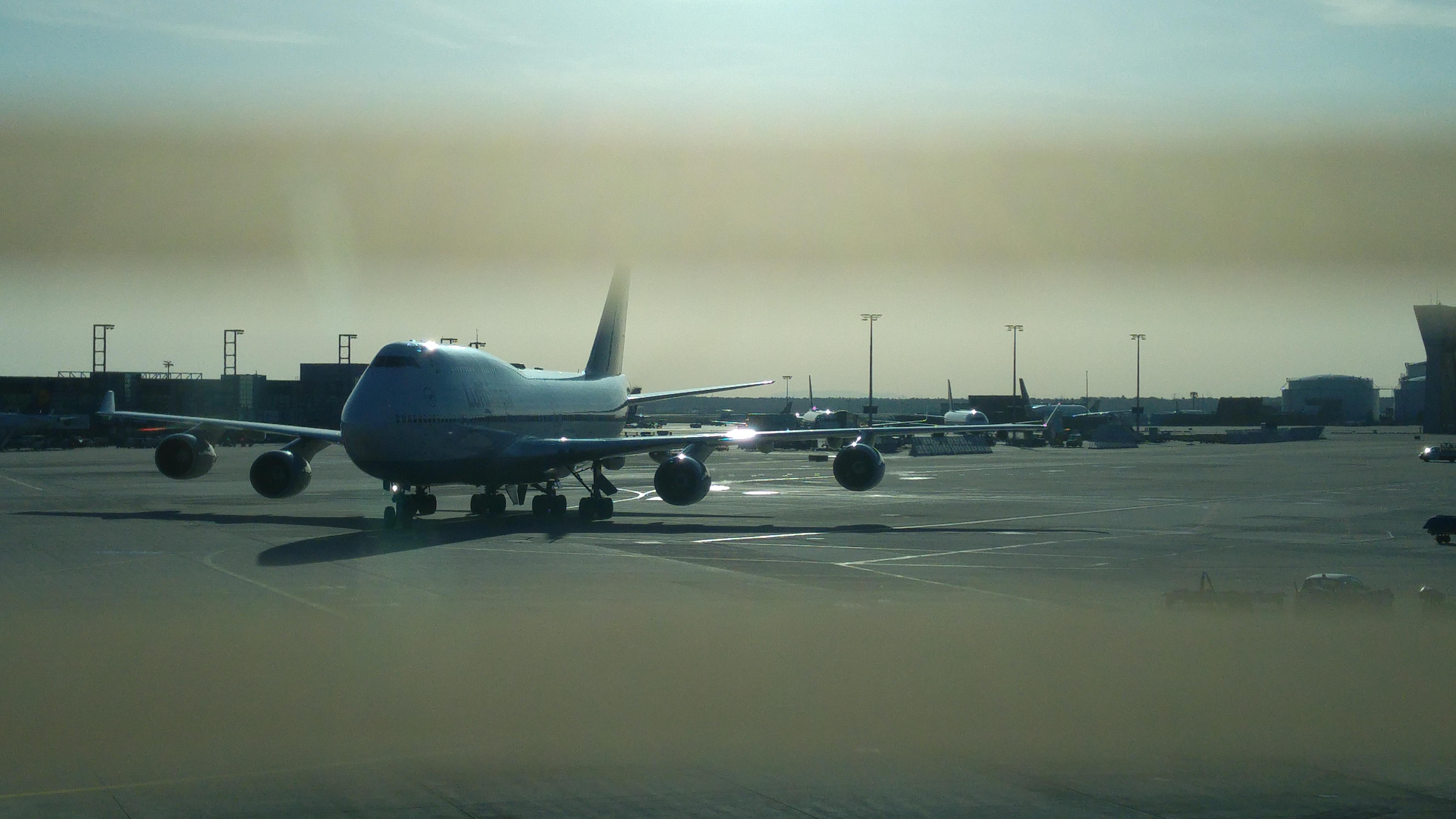 Nach airberlin-Insolvenz: Im ersten Jumbo nach Berlin - Marcus Pfeiffer